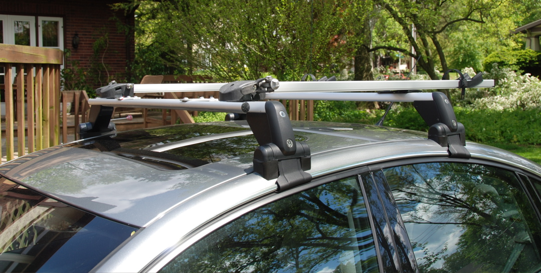 Vw Passat Bike Roof Rack By Thule Classifieds Slowtwitch